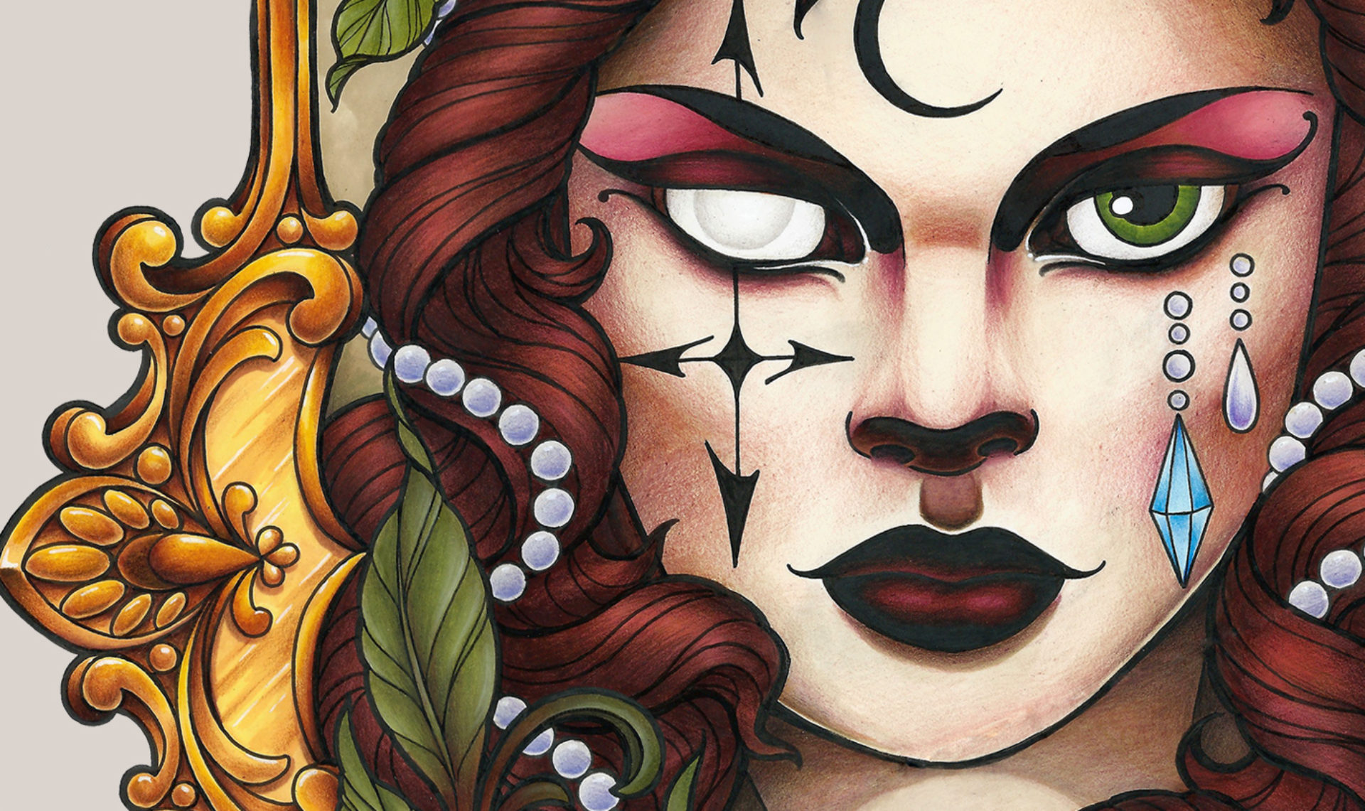 Linda Blackbird Tattoo